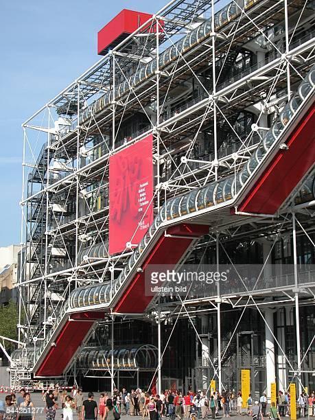 Musée National d`Art Moderne Centre Georges Pompidou