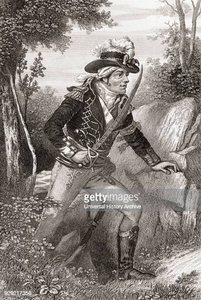 François Athanase de Charette de la Contrie 1763 – 1796 French Royalist soldier and politician who served in the French Royal Navy during the...