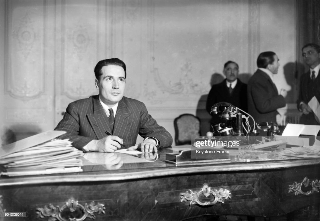 François Mitterrand : News Photo