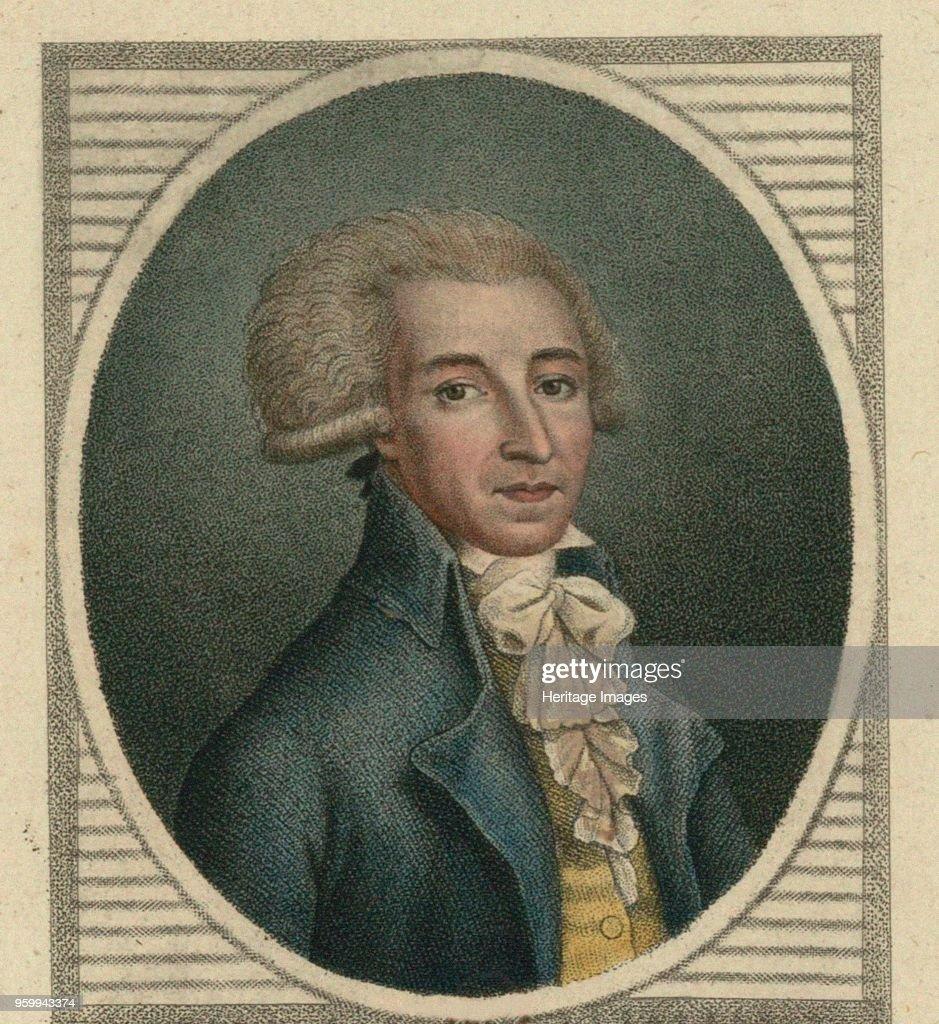 Francois Nicolas Leonard Buzot 1760-1794 : News Photo