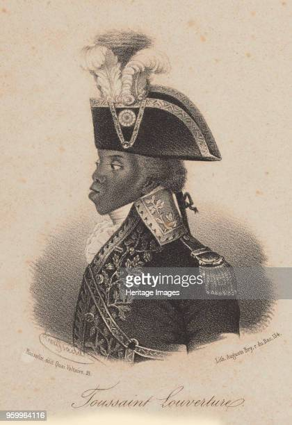 toussaint louverture stock photos and pictures getty images