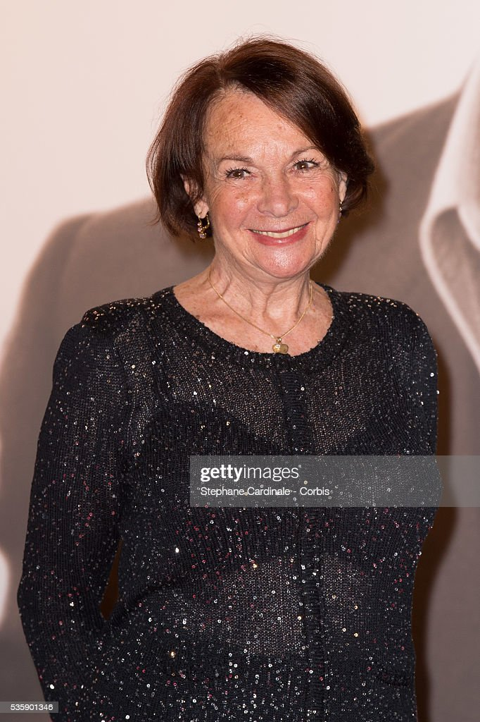 Françoise Arnoul attends the Tribute to Jean Paul Belmondo and Opening Ceremony of the Fifth Lumiere Film Festival, in Lyon.
