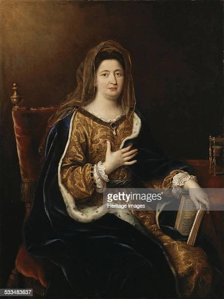 Françoise d'Aubigné Marquise de Maintenon ca 1694 Found in the collection of Musée de l'Histoire de France Château de Versailles