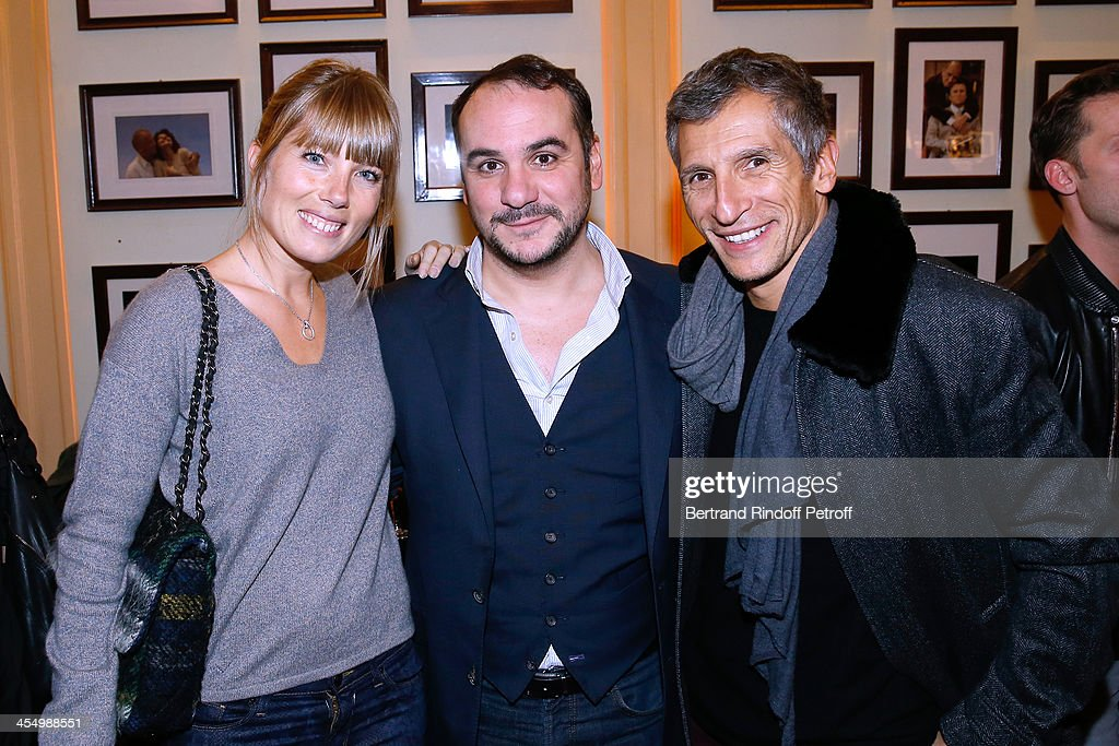 'Demaison S'Evade...' : Premiere At Theatre Edouard VII In Paris