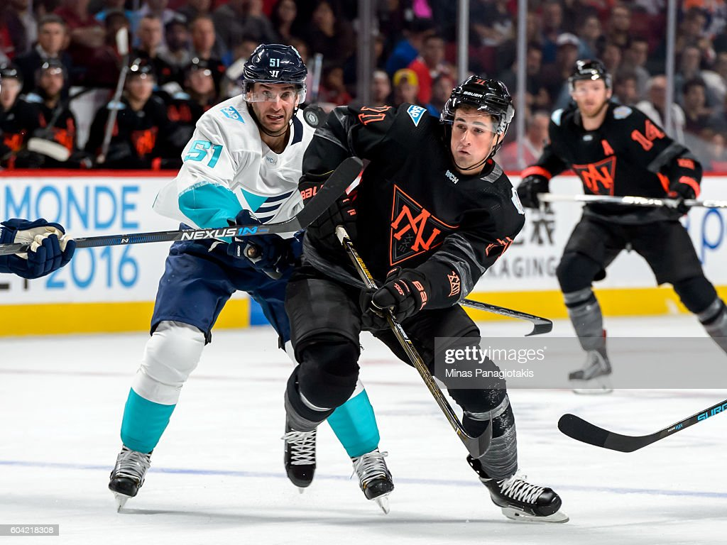 dfd543a0b World Cup Of Hockey 2016 - Team Europe v Team North America   News Photo