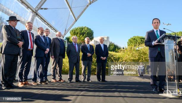 Frans Timmermans European Commission VicePresident and leader of European Green Deal project United Nations SecretaryGeneral Antonio Guterres...