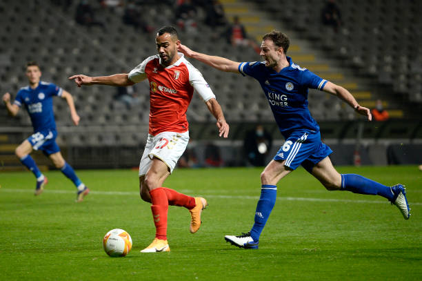 PRT: SC Braga v Leicester City: Group G - UEFA Europa League