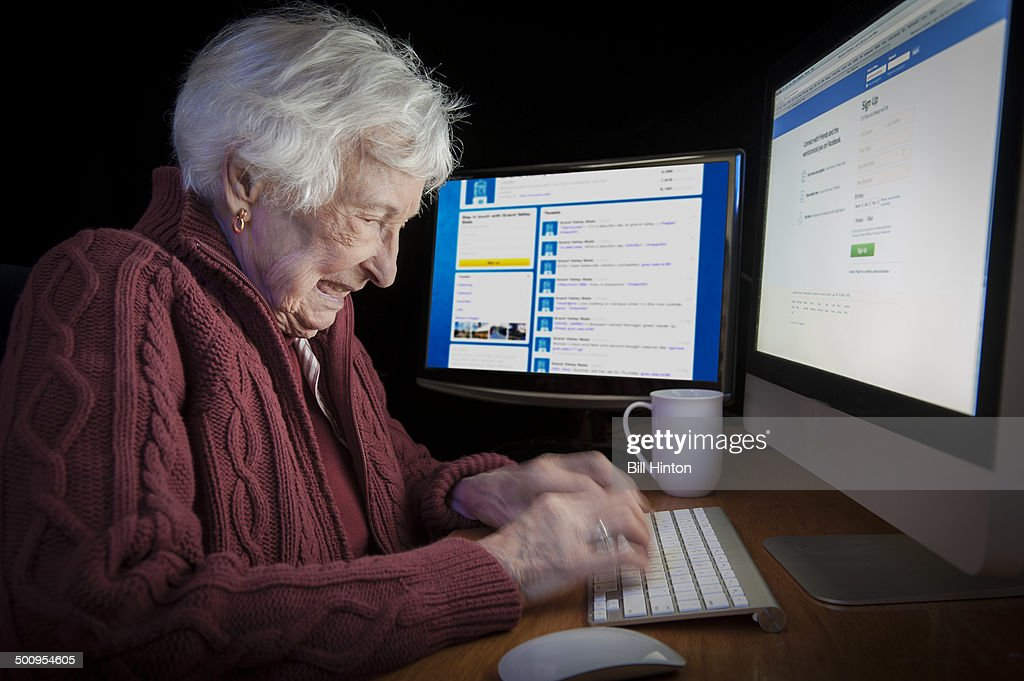 Internet Addiction : News Photo
