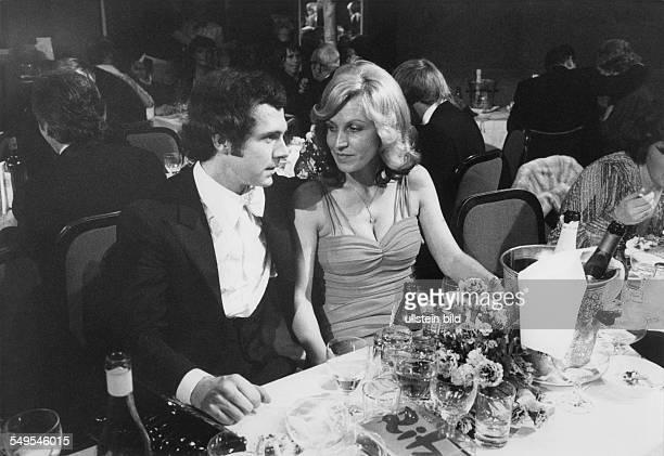 Franz Beckenbauer mit seiner Ehefrau Brigitte
