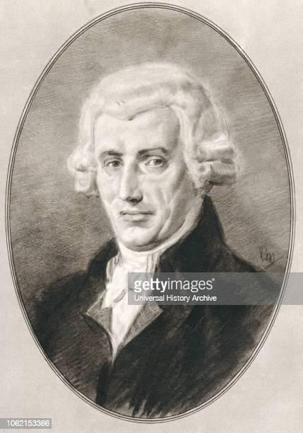 Franz Joseph Haydn 1732 1809 Austrian composer of the Classical period Illustration by Gordon Ross American artist and illustrator 18731946 from...