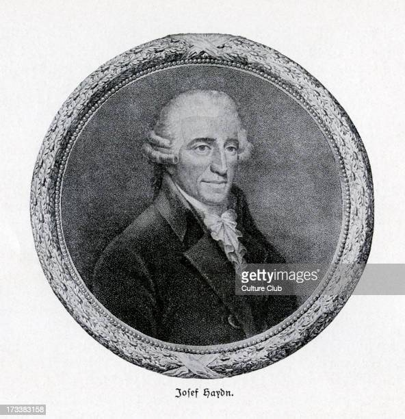 Franz Joseph Haydn was an Austrian composer and conductor