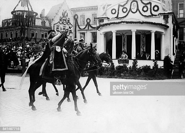 Franz Joseph I. *18.08.1830-+Kaiser von Österreich 1848-1916König von Ungarn 1867-1916bei der Jahrhundertfeier in Innsbruck undatiert