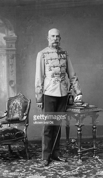 Franz Joseph I. , Kaiser von Österreich 1848-1916, König von Ungarn seit-1867