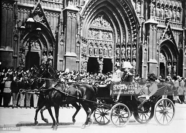Franz Joseph I*18.08.1830-+Emperor of Austria 1848-1916King of Hungary 1867-1916Franz Joseph and heir to the throne Archduke Franz Ferdinand of...