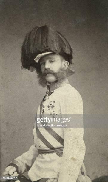 Franz JosephI Emperor of Austria Photography Around 1855 [Kaiser Franz Joseph I Photographie Um 1855]