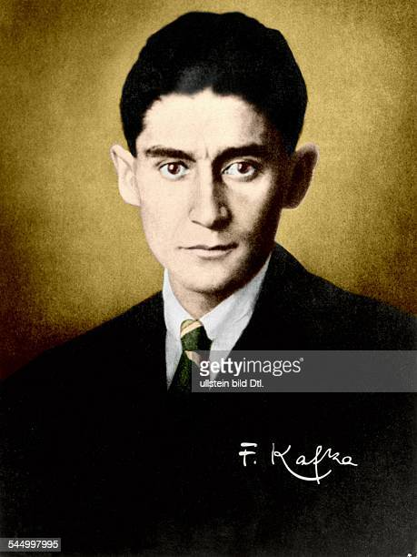 Franz KAFKA Portrait October 1923