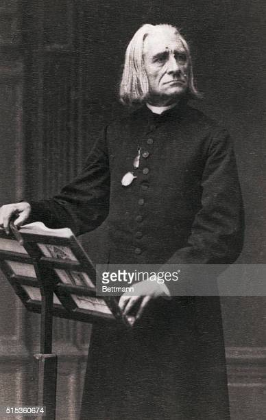 Franz Liszt Photograph of the famed Hungarian composerpianist taken in his later years