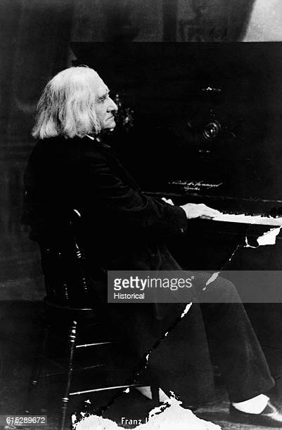 Franz Liszt was a Hungarian composer and pianist who revolutionized techniques in piano playing throughout the world