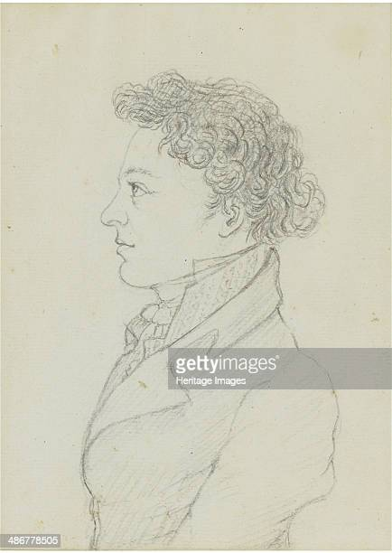 Franz Schubert , at the age of 17 years, ca 1814. Artist: Schober, Franz von
