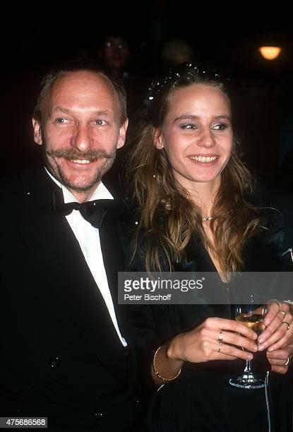 Franz Xaver Kroetz Ehefrau MarieTheres Relin Stars in der Manege am im Circus Roncalli in München Deutschland