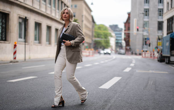 DEU: Street Style - Cologne - June, 2021