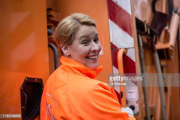 56 Franziska Giffey Garbage Photos And Premium High Res Pictures Getty Images