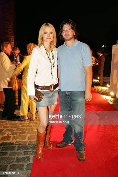 Franziska Knuppe And Husband Christian Moestl On In Talk @ Night Medientreff Ewerk In the margins of IFA in Berlin 010905
