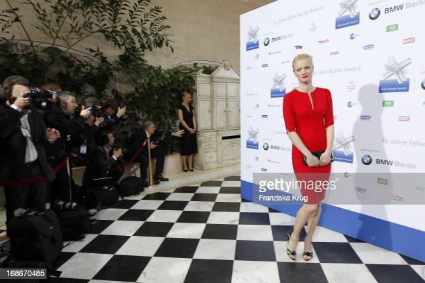 Franziska Knuppe at the 10th Anniversary Of The Felix Burda Award at Hotel Adlon in Berlin