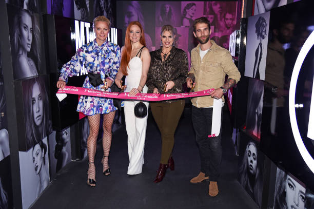"""DEU: """"It's All About Fashion"""" At Madame Tussauds In Berlin"""