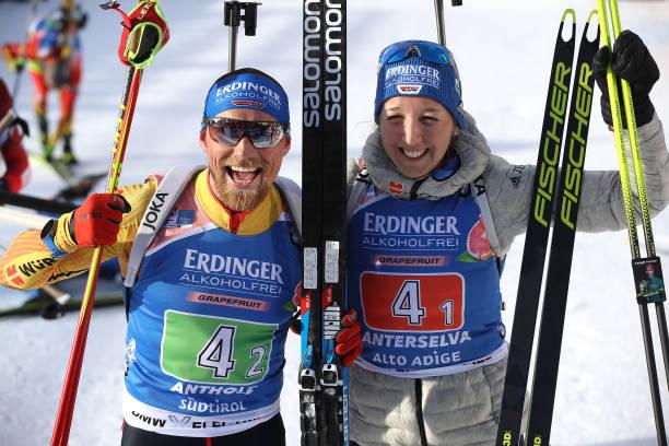 ITA: IBU World Championships Biathlon Antholz-Anterselva - Single Mixed Relay