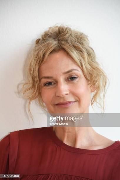 Franziska Schlattner during the BR Film Brunch at Literaturhaus on January 19 2018 in Munich Germany