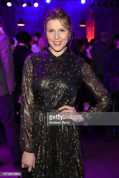 Franziska Weisz attends the German Short Film Award at Waschhaus Potsdam on November 28 2018 in Potsdam Germany