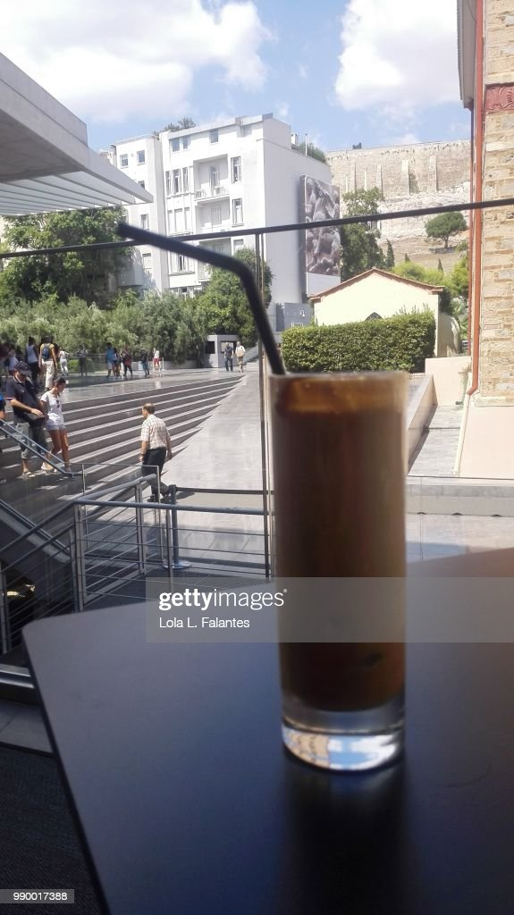 Frappé break : Foto de stock