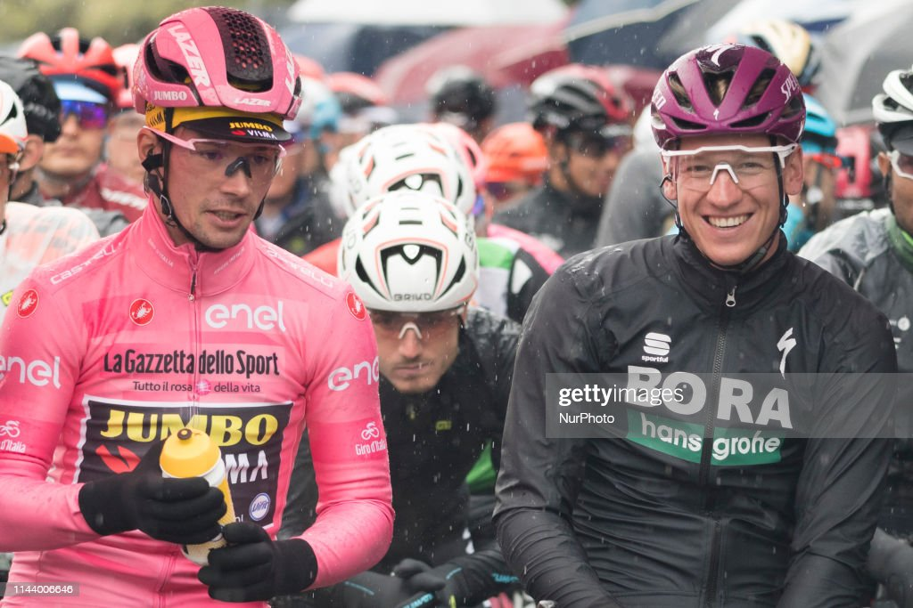 102nd Giro d'Italia 2019 - Stage 5 : News Photo