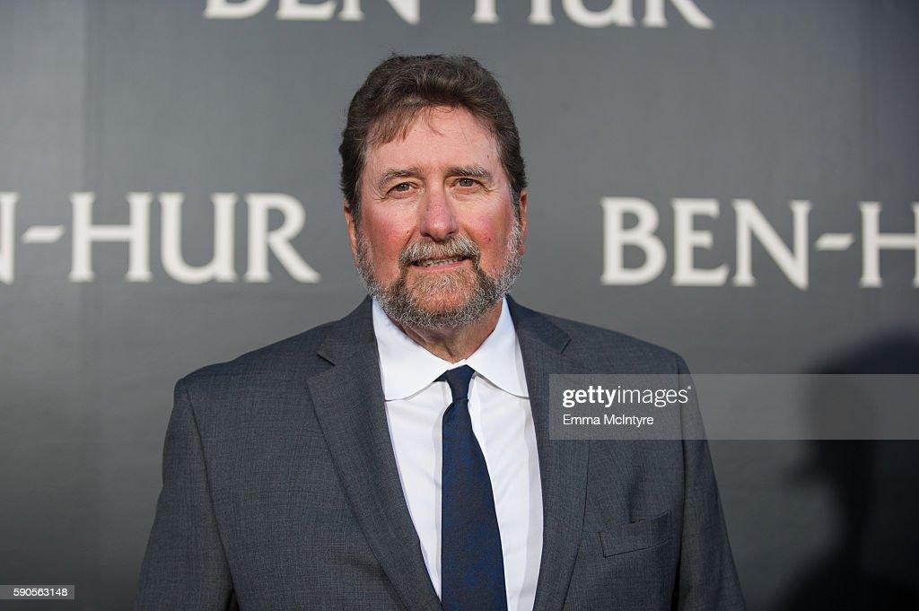 """Premiere Of Paramount Pictures' """"Ben-Hur"""" - Arrivals : Fotografía de noticias"""