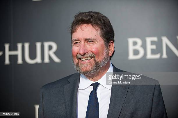 Fraser C Heston arrives at the premiere of Paramount Pictures' 'Ben Hur' at TCL Chinese Theatre IMAX on August 16 2016 in Hollywood California