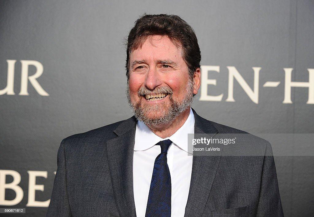 "Premiere Of Paramount Pictures' ""Ben-Hur"" - Arrivals : News Photo"