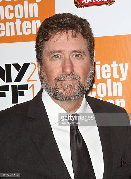 Fraser Heston attends the 2011 New York Film Festival opening night screening of Carnage at Alice Tully Hall Lincoln Center on September 30 2011 in...