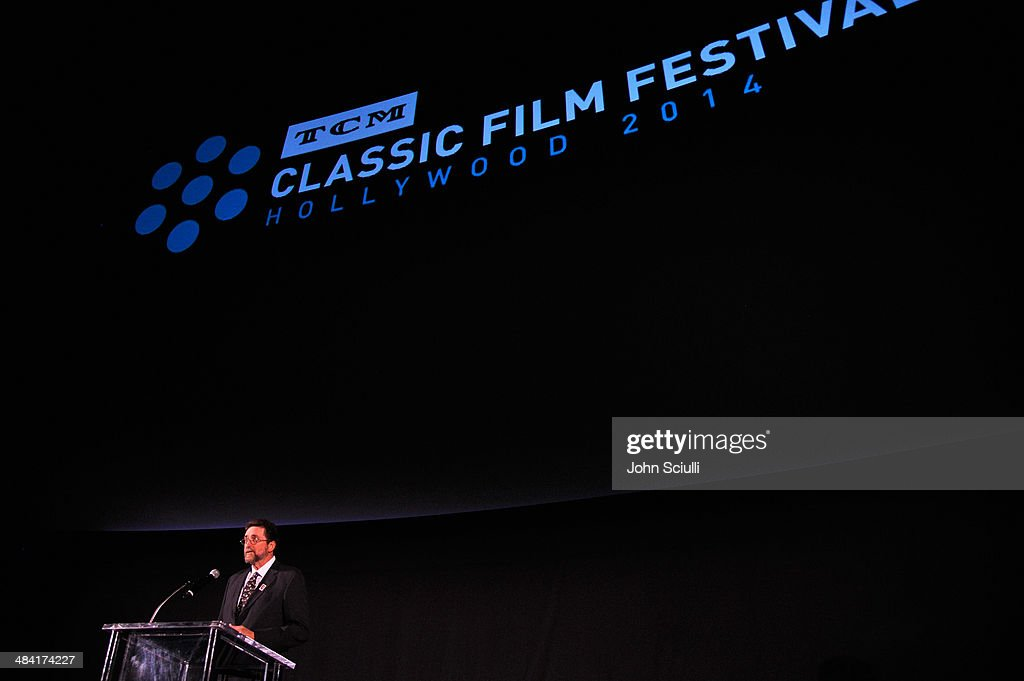 "2014 TCM Classic Film Festival - ""Touch Of Evil"" Screening : News Photo"