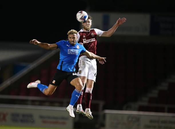 GBR: Northampton Town v Swindon Town - Sky Bet League One