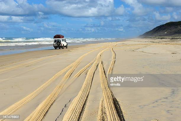 Fraser Island Beach, Australia