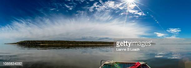 fraser island storm front - lianne loach stock pictures, royalty-free photos & images