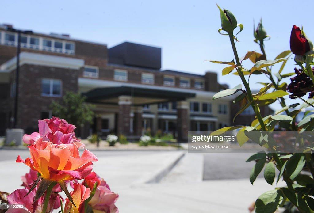 Frasier Meadows retirement community in Boulder on Friday