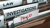 Fraud Investigation, Detective Files