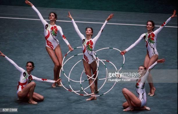 Frauen Team ATLANTA 1996 am 30796 ESP Team GOLD