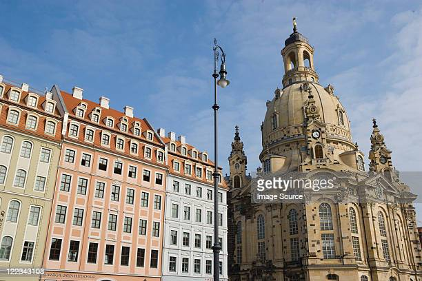 Frauenkirche and Neumarkt, Dresden, Germany