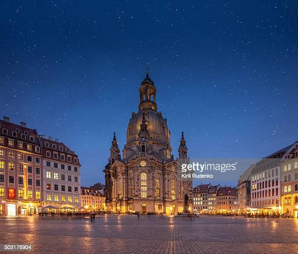 Frauenkirche Dresden, Neumarkt, Dresden, Germany