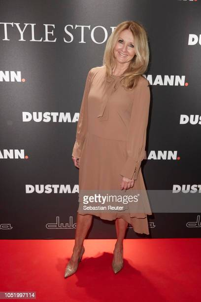 Frauke Ludowig attends the Dustmann store preopening on October 12 2018 in Dortmund Germany