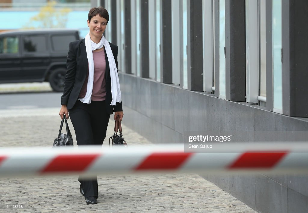 AfD In Euphoria Over Saxony Elections Results
