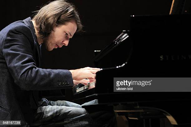 Fray David Musician Pianist Classical music France performing in Cologne Germany Philharmonie